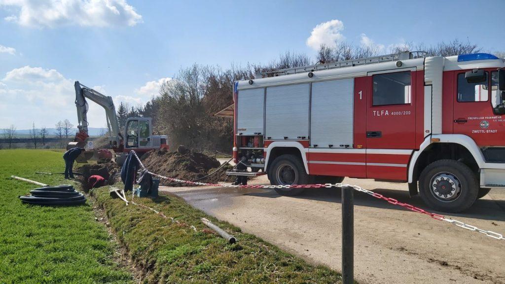 Te 58 59 2020 Technische Einsatze T1 Am 18 03 2020 Freiwillige Feuerwehr Zwettl